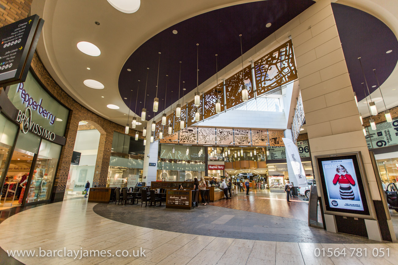 Solihull in Pictures - BarclayJames Web Design