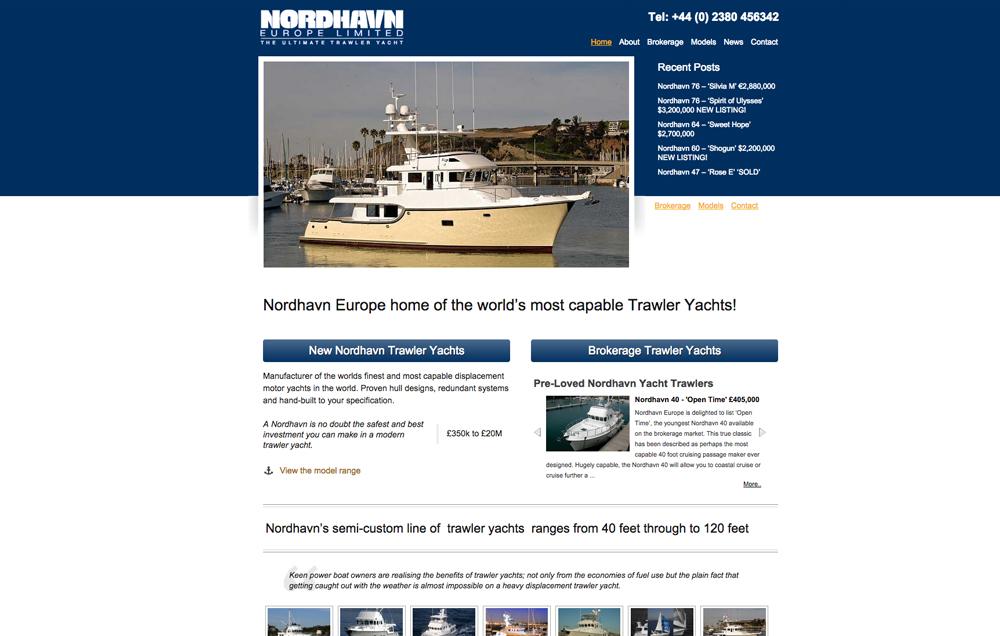 nordhavn portfolio