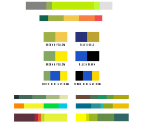 kevs colour palette